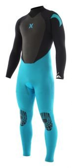 HURLEY ICON 403 BZ Full Suit cyan, XL