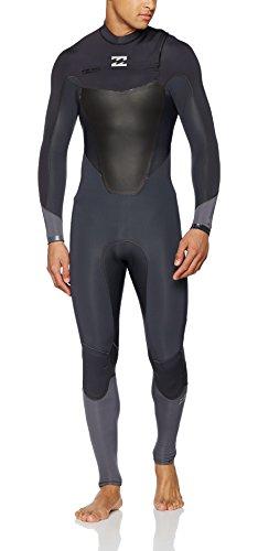 Billabong Herren Abs. Comp 302 FU. CZ Surfanzug, Graphite, L