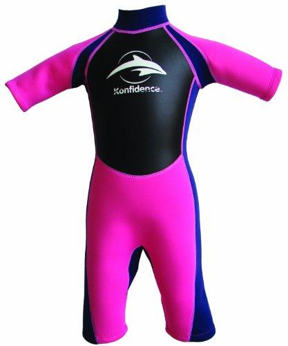 Neopren Anzug/Wetsuit, 3-4 Jahre, pink