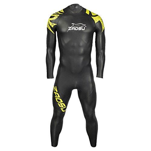 ZAOSU Z-Training Triathlon Neopren-Anzug für Herren, Größe:L