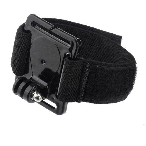 Taucher Armband – diving wrist Armhalter für Gopro Hero 4 IV Silver Edition