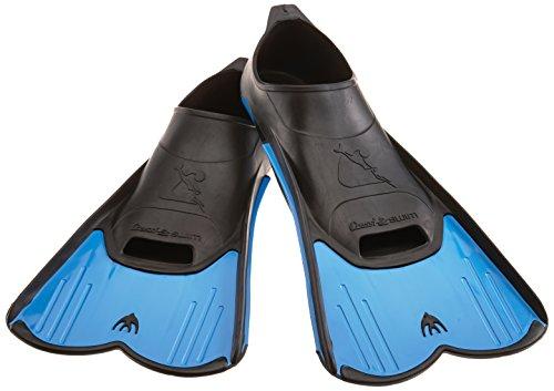 Cressi, Unisex Schwimm Flossen Light – Made in Italy, Blau, Gr. 37/38 EU