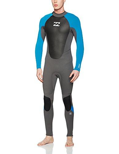Billabong INTRUD 3X2 BZ LS ST – Neopren-Surfanzug für Herren L grau