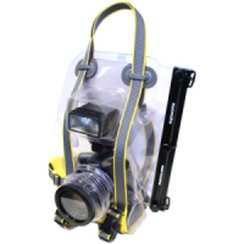 Ewa-Marine U-BXP100 – Unterwassergehäuse Kamera – Glas, PVC, U-BXP100