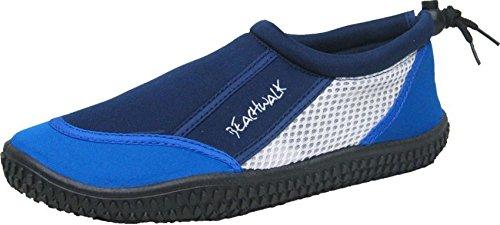 Bockstiegel Kinder & Damen Neopren-Schuh Sylt, Farbe:blau, Größe:41