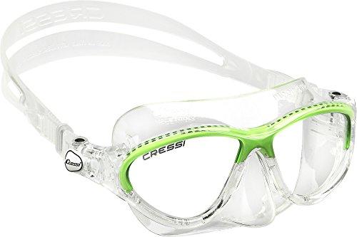 Cressi Kinder Taucherbrille Tauchermaske (3-4-5-6-7 Jahren)