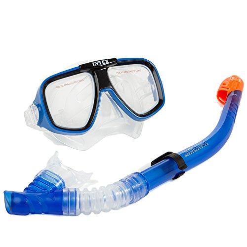 Intex Schnorchel Set Reef Rider Phthalates Free, 55948