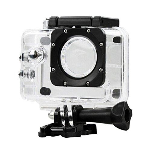 MagiDeal Wasserdicht Gehäuse Tasche für Sj4000 Wifi Sj4000 Action Sport Cam Kamera