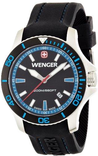 WERGER Seaforce, Schwarz/Blau/Silber, One Size, 7612752641047