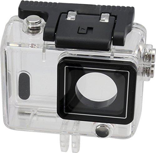 Rollei Unterwasser-Schutzgehäuse für Rollei Actioncam 420 – wasserdicht bis zu 40 m Tauchtiefe